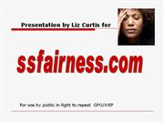 Social Security Fairness (GPO/WEP)  10-29-10