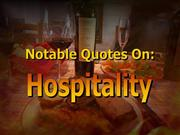 notable quotes hospitality