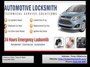 24 hours Locksmith Tulsa Oklahoma
