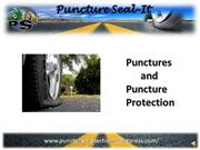 punctures and puncture protection