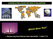Religion_or_Salvation