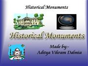 historical monuments