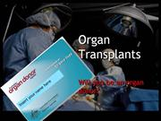 Organ Transplants
