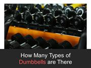 How Many Types of Dumbbells are There