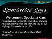 specialist cars_stoke on trent