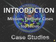 introduction to aries case studies module