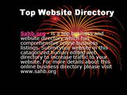top website directory