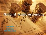 National Income Accounting CET