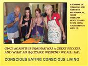 Conscious eating conscious living