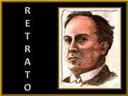 Retrato Antonio Machado