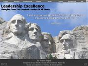 7185623-Great-Leaders-A-Presentation