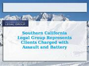 Southern California Legal Group, California