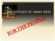 Law Offices of Ginny Bedi 95113