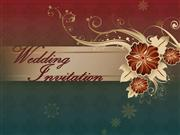 santhoshi wedding invitation