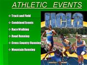athletic event
