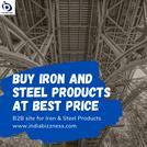 Iron and Steel Products Buyer Suppliers Manufacturers - B2B Business