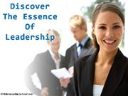 Helmsmanship - Discover the Essence of Leadership