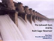 Jaikwadi Dam and Its Nath Sagar Reservoir