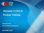 ftdi vnc2 introduction