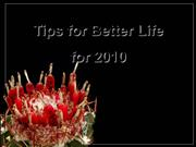 tips_for_better_life _ml