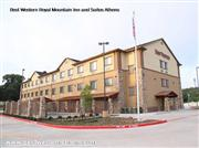 best western royal mountain inn and suites athens