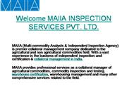 Maiia Inspection, Collateral Manager