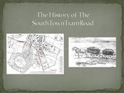 the history of the southe cheltenham tramroad