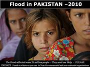 Flood in Pakistan - part3