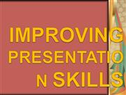 improving presentation skills