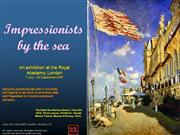 impressionists by the sea