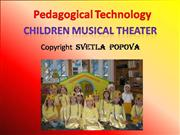 Pedagogical Technology