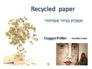recycled paper s gugger petter