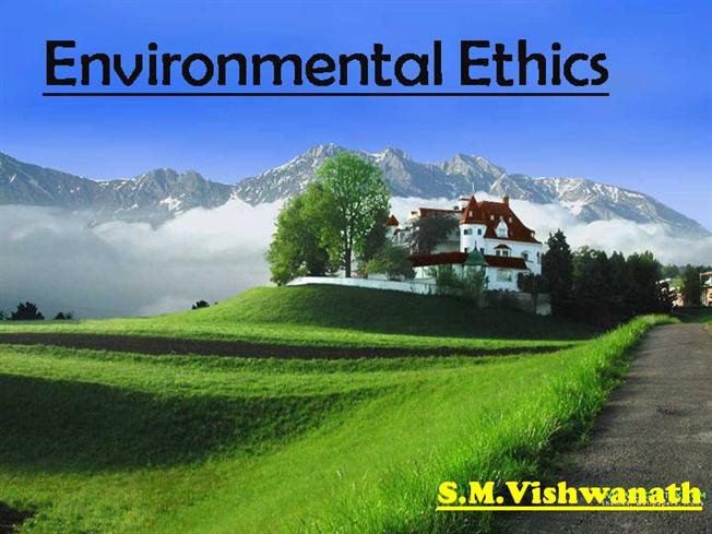Environmental Ethics |authorSTREAM