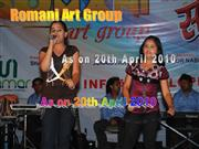 Romani Art Group