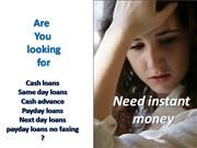 online cash advance loans no faxing- no credit check payday loans bad