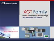 XGT Family neXt Generation Technology