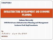 Infrastructure Development n Economic Planning_by.imma