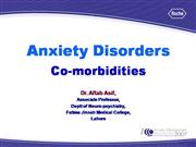 comorbidity in psychiatric illnesses