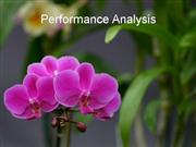 Performance Analysis - Copy