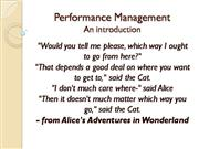PERFORMANCE INTRODUCTION - Copy