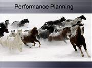 Performance Planning - Copy