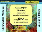 Creating a digital library