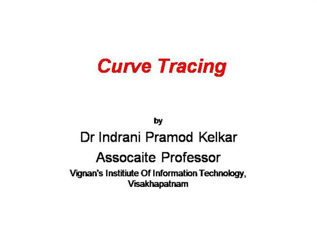 Curve tracing how to trace curve -mathematics crack iit jee.