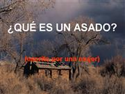 que es un asado