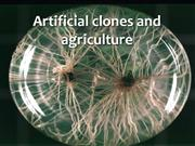 artificial clones in agriculture