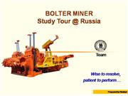 Bolter Miner @ Russia