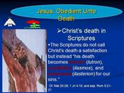 Jesus Obedient Unto Death by crystymors