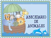 ABECEDARIO DE ANIMALES