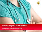 culture competence in healthcare