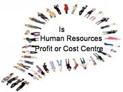 Is Hr Cost or Profit